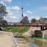 Nuovo Ponte Realizzato dai Genieri Lombardia