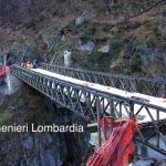 Ponte Bailey Realizzato dai Genieri Lombardia